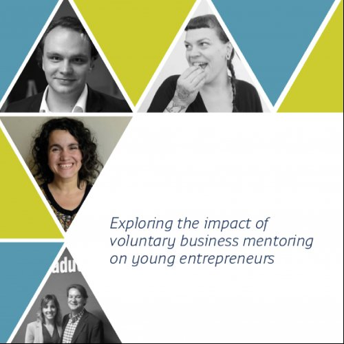 Exploring the impact of voluntary business mentoring on young entrepreneurs