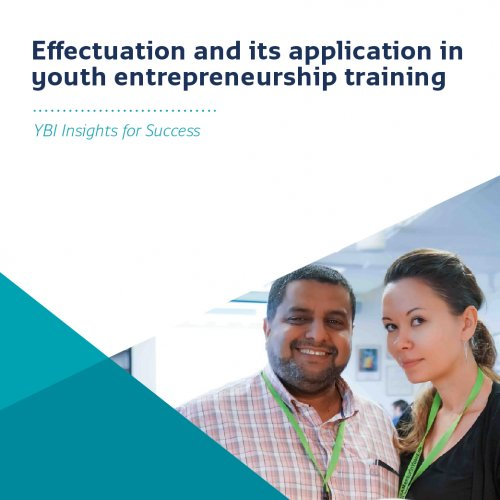 Effectuation and its application in youth entrepreneurship training